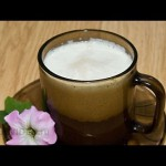 Кофе по-японски видео рецепт