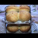 Булочки с сыром и луком в хлебопечке