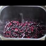 Варенье из лесных ягод в хлебопечке