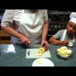 Рецепт — Яблоки в тесте