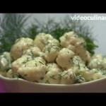 Рецепт — Салат из цветной капусты