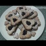 Рецепт — Черничное печенье