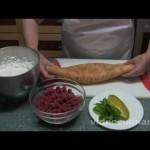 Рецепт — Бисквитный торт Фантазия