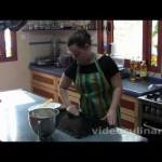 Рецепт — Пирожные «Ёжики»