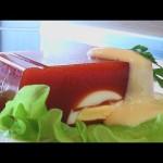 Студень из томатного сока с яйцами видео рецепт