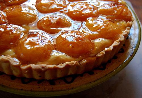 Рецепт с абрикосовым вареньем рецепт с фото пошагово