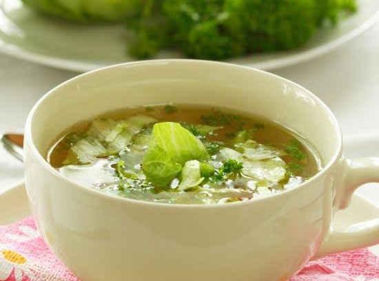суп капустница рецепт с пшеном
